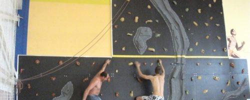 ściana wspinaczkowa 3213