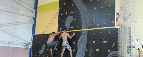 ściana wspinaczkowa 321t