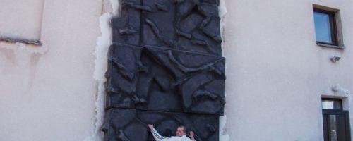 ściana wspinaczkowa dri