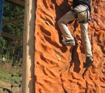 ściana wspinaczkowa fQWI