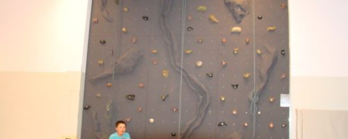 ściana wspinaczkowa w3u